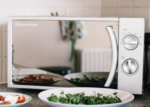 Typical Microwave Oven